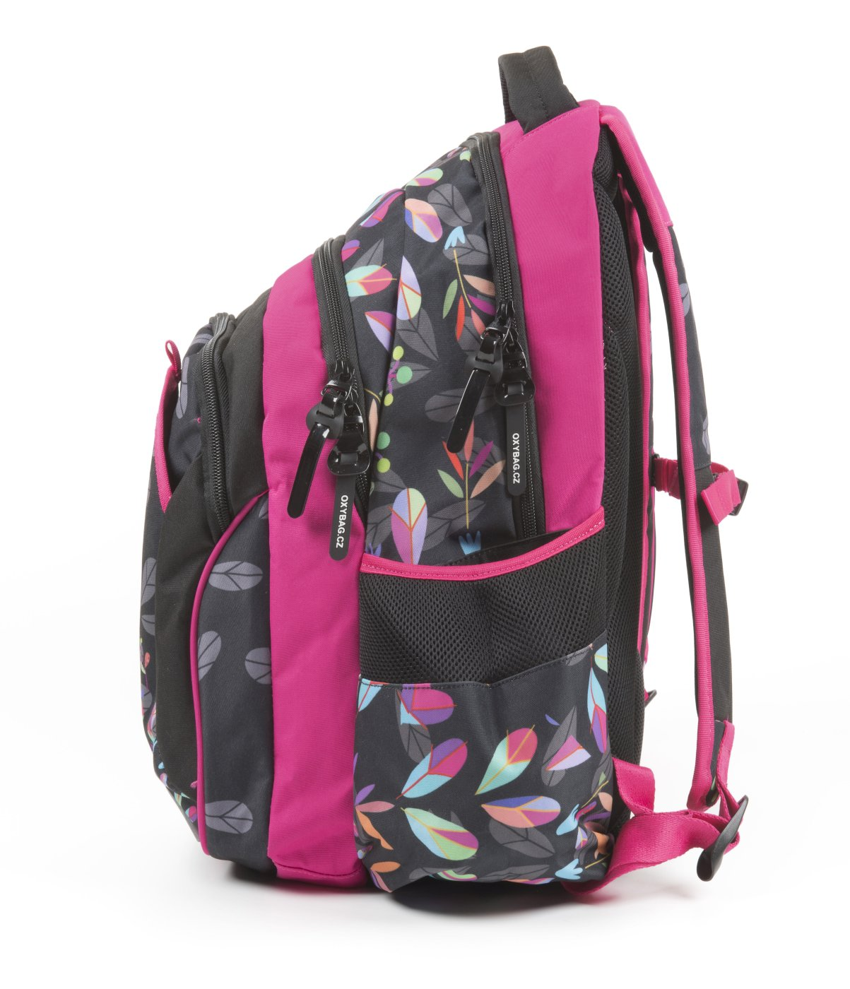 0eb11b1dd6 ... Studentský batoh OXY Fashion Flowers Bez licence · Image. FLOWERS